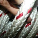 طناب ابریشمی درشت بافت